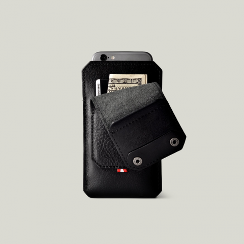 Atelier All in One Phone Case & Stand / Black